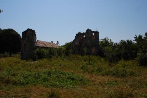 DSC_8037 - A Kornis-kastely maradvanyai Szentbenedeken (Manastirea)